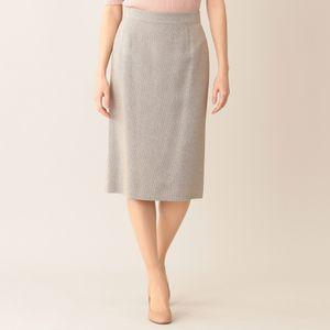 [ 49%OFF ] メランジバスケットスカート(セットアップ対応)
