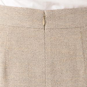 [ 41%OFF ] メランジバスケットスカート(セットアップ対応)