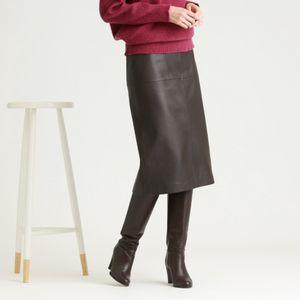 ◆◆シープレザースカート 21FW