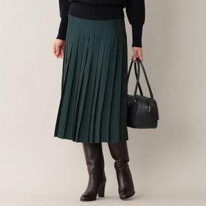 [ 22%OFF ] ドットチェックジャカード スカート