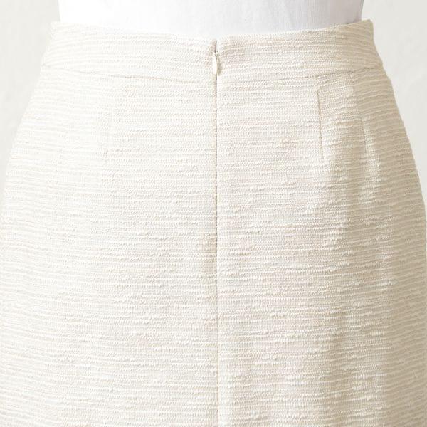 [ 31%OFF ] スラブリングツィードスカート(セットアップ対応)
