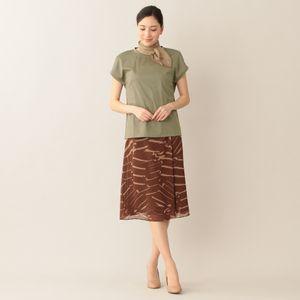 [ 41%OFF ] 【ウォッシャブル】サハラプリントスカート