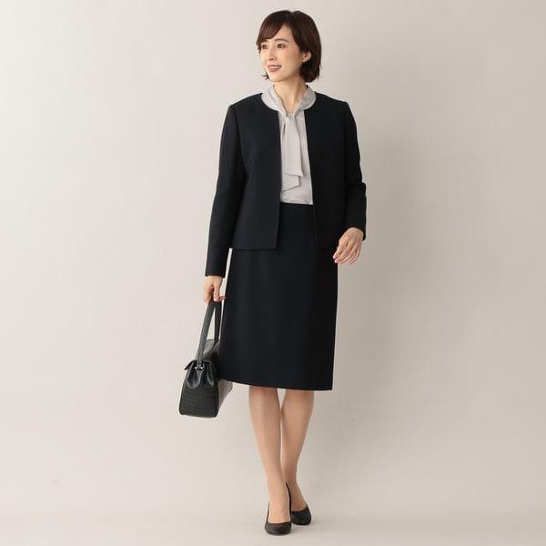 [ 36%OFF ] ドビーウールスカート(セットアップ対応)