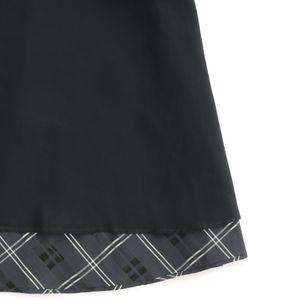 【eclat(エクラ)掲載】バイヤスシアーチェックスカート